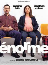 Affiche d'Énorme (2020)