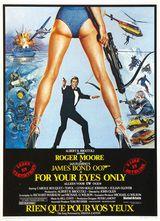 Affiche de Rien que pour vos yeux (1981)