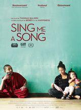 Affiche de Sing Me A Song (2020)