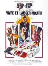 Affiche de Vivre et laisser mourir (1973)