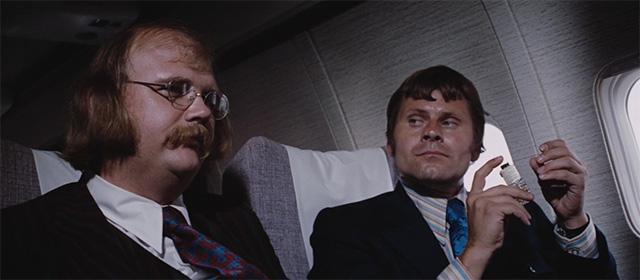 Putter Smith et Bruce Glover dans Les diamants sont éternels (1971)