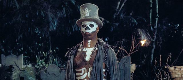 Geoffrey Holder dans Vivre et laisser mourir (1973)