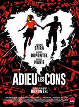 Affiche d'Adieu les cons (2020)