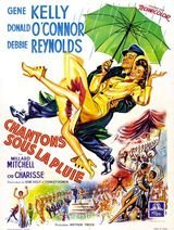 Affiche de Chantons sous la pluie (1952)