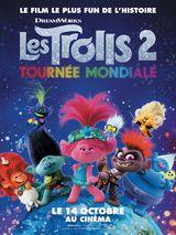 Affiche de Les Trolls 2 - Tournée mondiale (2020)