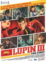 Affiche de Lupin III : The First (2020)