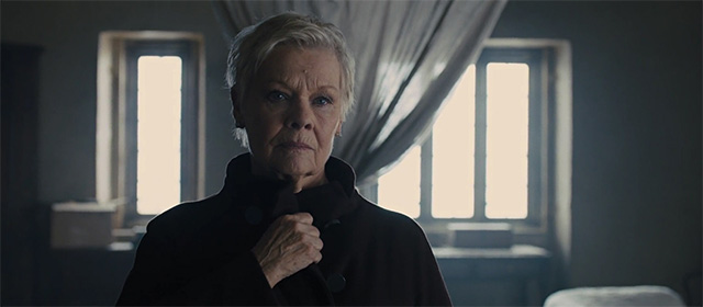 Judi Dench dans Skyfall (2012)
