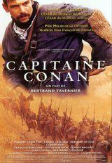 Affiche de Capitaine Conan (1996)