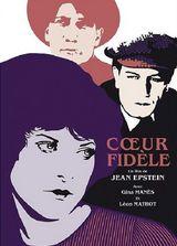 Affiche de Cœur Fidèle (1923)