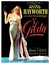 Affiche de Gilda (1946)