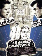 Affiche du Grand Chantage (1957)