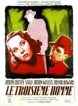 Affiche du Troisième Homme (1949)