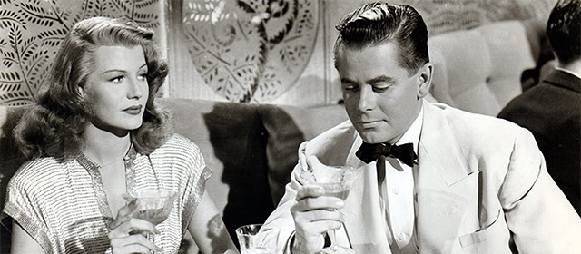 Rita Hayworth et Glenn Ford dans Gilda (1946)