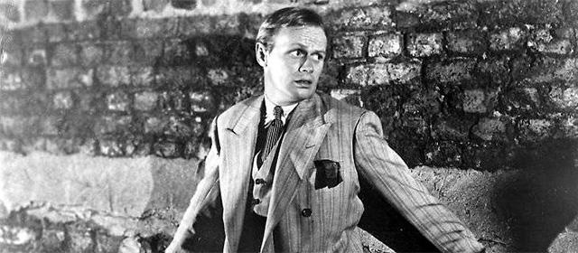 Richard Widmark dans Les Forbans de la nuit (1950)