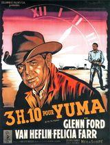 Affiche de 3 h 10 pour Yuma (1957)