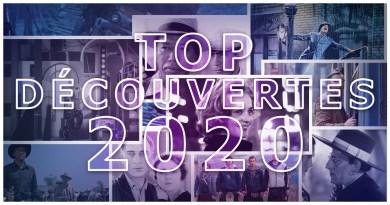 Top Découvertes 2020
