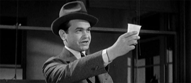Edward G. Robinson dans Five Star Final (1931)