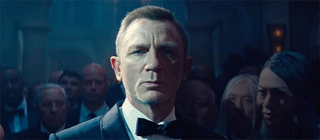 Daniel Craig dans Mourir peut attendre (2021) © DANJAQ, LLC & MGM