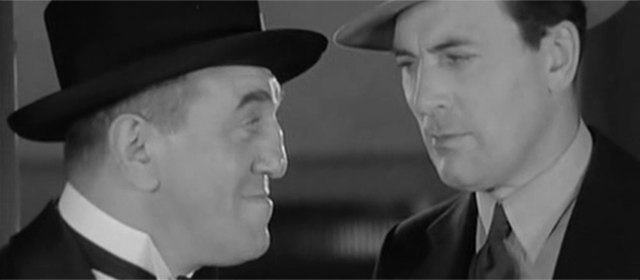 Louis Wolheim et Thomas Meighan dans The Racket (1928)