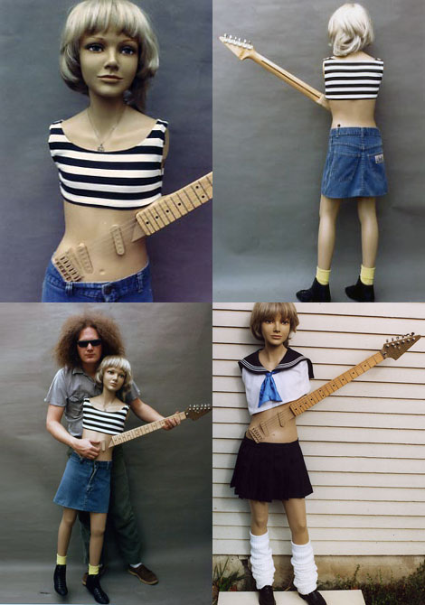 Teenar, Girl Guitar