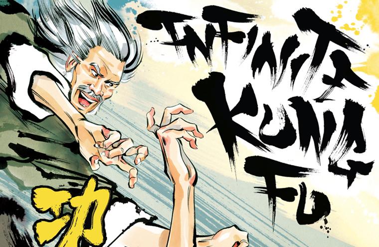 Kagan McLeod: Infinite Kung Fu