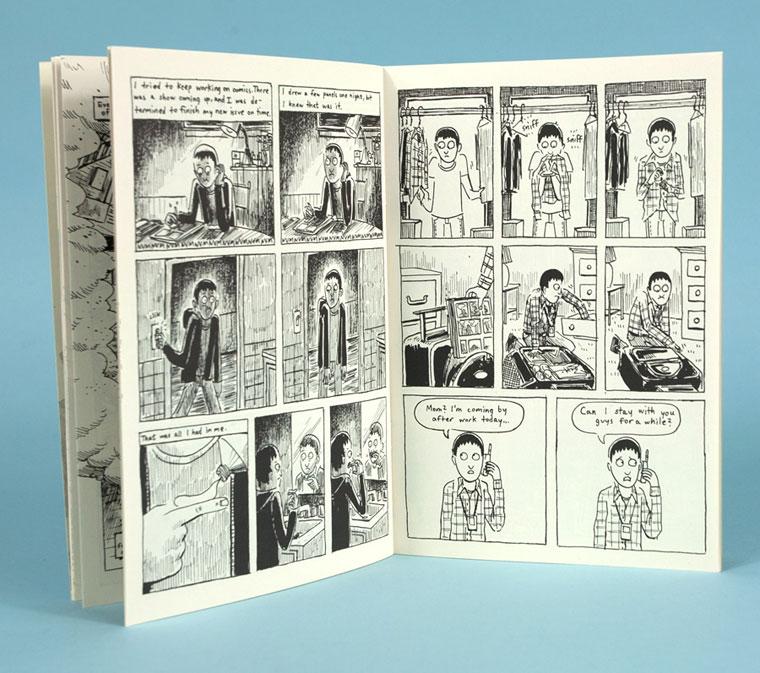 Jason Martin: Papercutter #17
