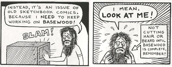 Alec Longstreth: Basewood