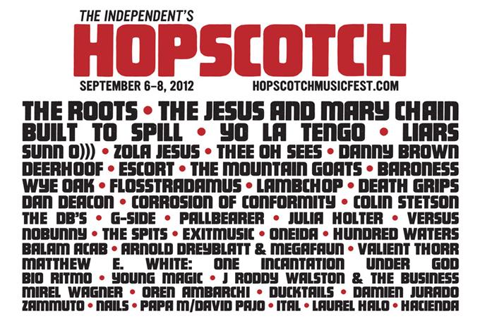 Hopscotch Festival 2012