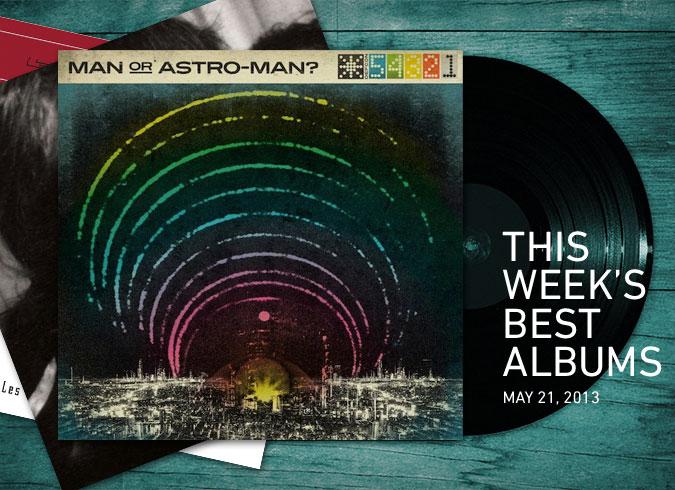This Week's Best Albums: May 21, 2013