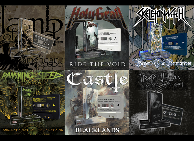 Prosthetic Records Cassette Giveaway