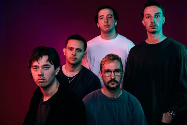 "Citizen release the second single ""In the Middle of It All"" off their upcoming album"