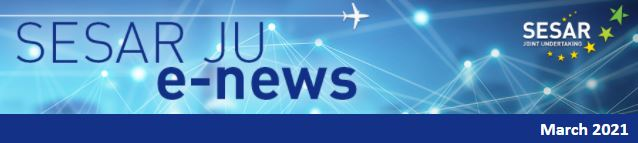 SESAR E News March