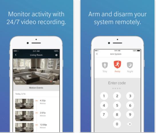 Xfinity Wireless Alarm System