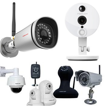Hvad er et IP kamera