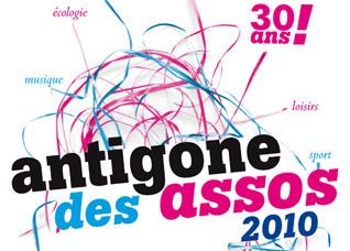 Antigone des associations – 12 Septembre 2010 – Montpellier