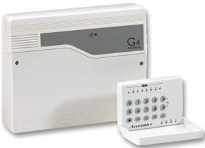 Honeywell Accenta Alarm System Fault