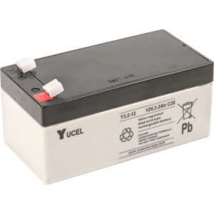 Yucel - Burglar Alarm Replacement Battery by Alarm Expert Scotland - Fixed Cost of £90.00