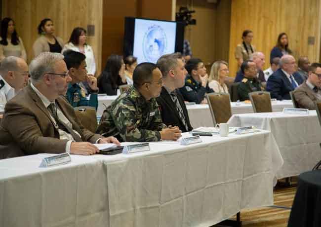Alaska National Guard Hosts 24 Countries at Pacific Environmental Security Forum