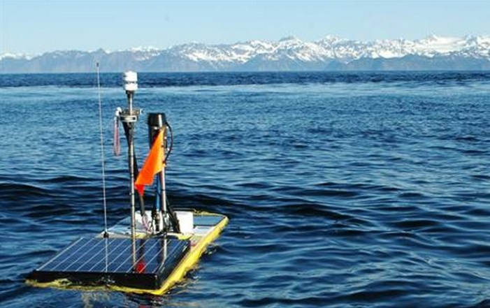 NOAA, Scientists Study Acidification in Prince William Sound