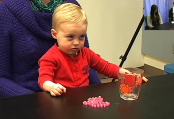 Toddlers Regulate Behavior to Avoid Making Adults Angry