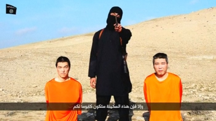 Japan Demands IS Release Hostages