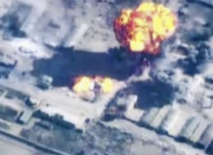 Kerry: US-led Coalition 'on the Road' to Destroying IS