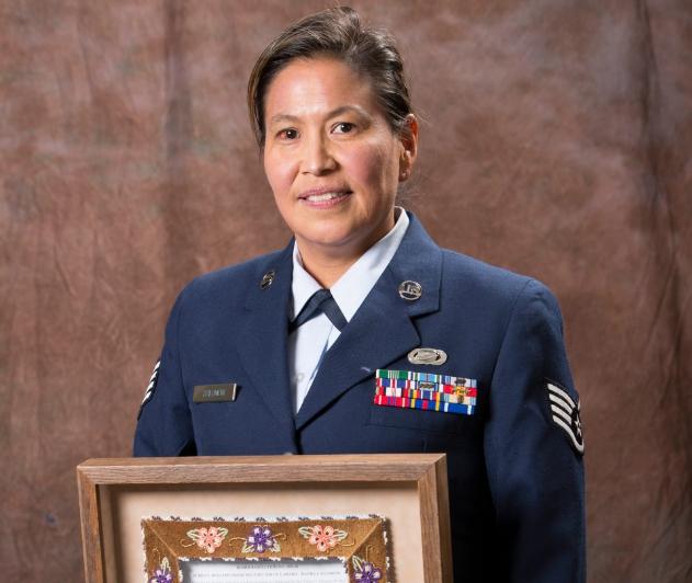 Native Alaskan Veteran Honored at Doyon Award Ceremony