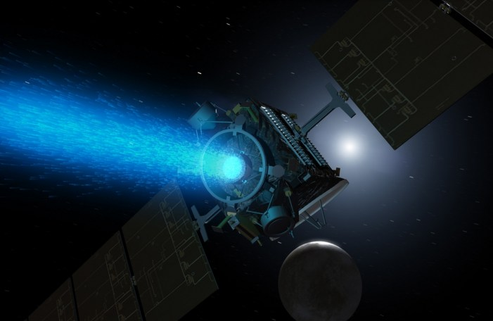 Dawn in Excellent Shape One Month After Ceres Arrival