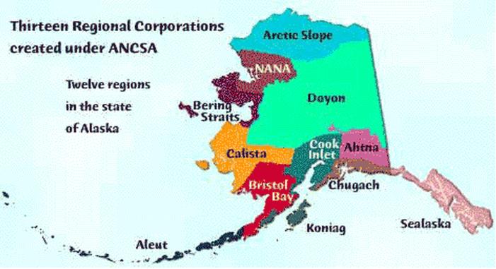 Legislature Brings Alaska Native Corporations' Rules up to Date
