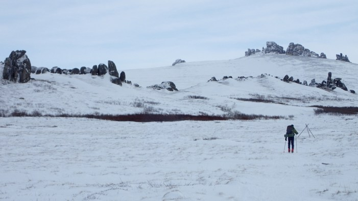 Serpentine Hot Springs and Early Alaskans