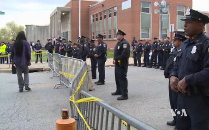 Baltimore Sees Fifth Day of Police Protests