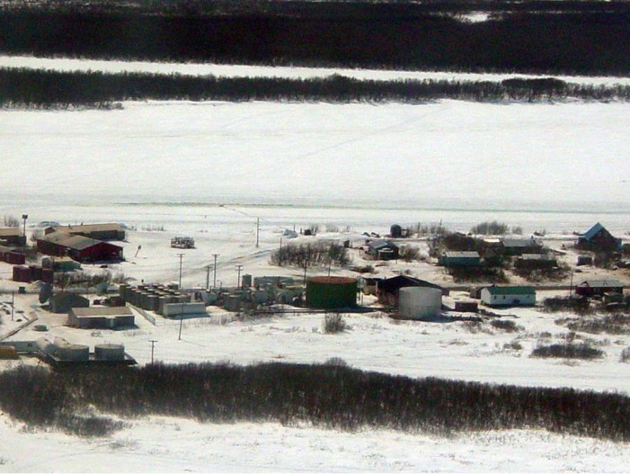 Power Plant Fire Knocks out Power to Emmonak Homes