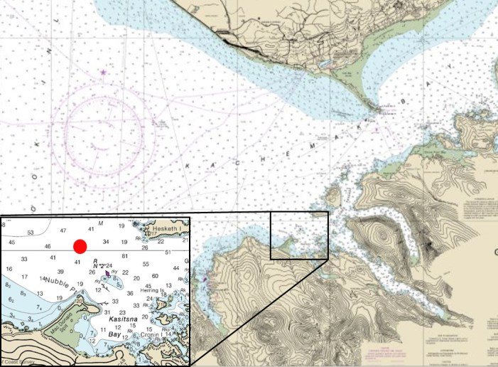 Searchers Recover Remains of Seldovia Boater after Short Search