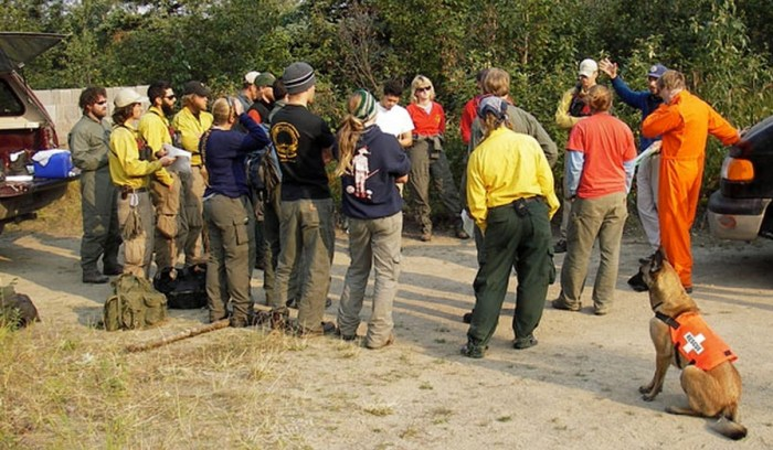 SAR Volunteers to Participate in Large-scale Training Exercise